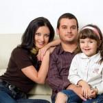 Семейството на Иван и Вихра преди Ирина Съръчинова