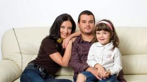 Семейството преди раздялата