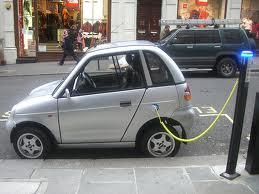 Кола на ток