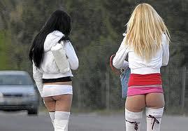 Магистрални проститутки