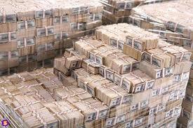 Пачки с пари