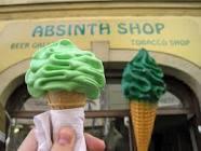 Сладолед от Абсент