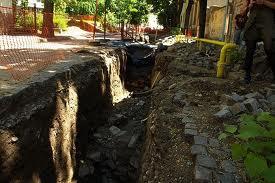 Разкопана улица