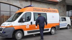 Линейка с полицай