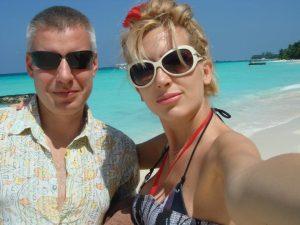 Саша Бередин и Антония Петрова