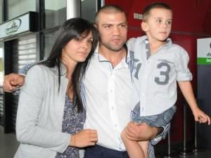Тервел, Диана и Калоян
