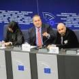Пресконференция в Страсбург