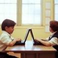 Деца с лаптопи