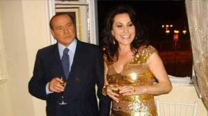 Дарина Павлова и Силвио Берлускони