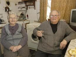 Баба Верка и дядо Мицо