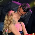 Азис целува ДесиСлава