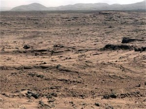 Пейзаж от Марс