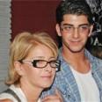 Сашко Кадиев и майка му Евро
