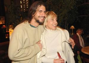 Владо с майка си Ирен