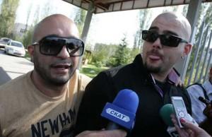Мишо Шамара и Конса