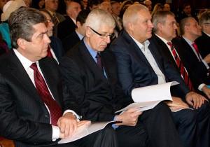 Георги Първанов подкрепи ядрената енергетика на специална конференция в БАН