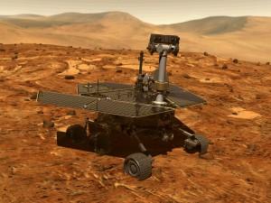 Любопитко на Марс