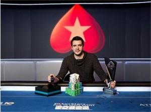 Покер звездата Димитър Данчев