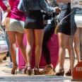 Проститутките в Мадрид се чувстват комфортно в центъра