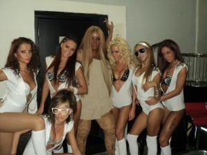 Азис с девойки
