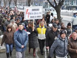 Варна протести