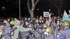 Масовите протести доведоха до оставката на кабинета Борисов
