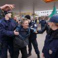 Първият арестуван протестиращ във Варна
