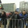 Платени ГЕРБери скандират в подкрепа на Бойко