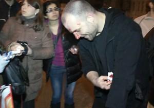 Мутри пребиха протестиращ във Варна