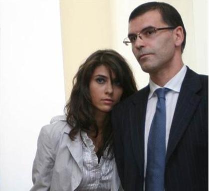 Симеон Дянков и Ирина
