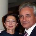 Марин Райков и жена му