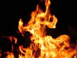 самозапалване