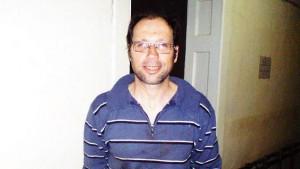 Щастливият татко Димитър