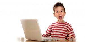 Интернет е заплаха за малките