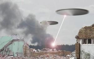 Извънземни взривиха камион в Геирмания