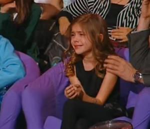 Ицо дъщеря плаче