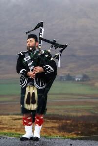 шотландска поличка