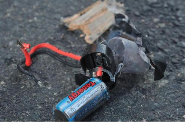 бомба в бостън