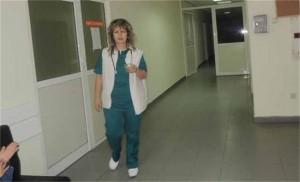Пострадалата д-р Пенкова