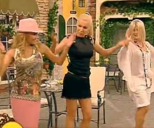 Гала, Мария и Кремена в отчаян опит да танцуват като Шакира