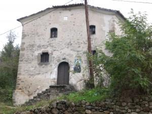 храм Свети Антоний в Мелник