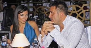 Константин и Райна снощи вечеряха в интимна обстановка