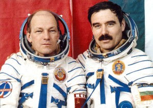 Николай Рукавишников и Георги Иванов