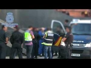 българската мафия в Испания