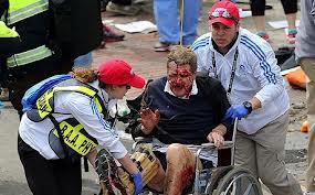 Стотици бяха ранени при взривовете в Бостън