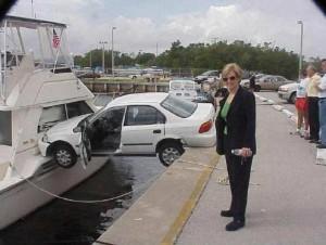 Друго невероятно изпълнение на жена - шофьор