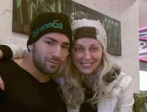 Стела и Наско извън дансинга