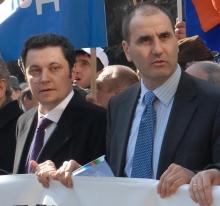 Яне и Цветанов