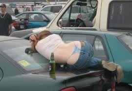 пияна жена