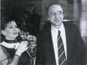 Щастлив миг на Лили Иванова и Здравко Радоев